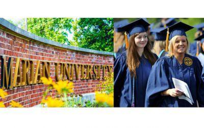 Cơ hội học bổng đại học đến 100% tại Marian University, Mỹ