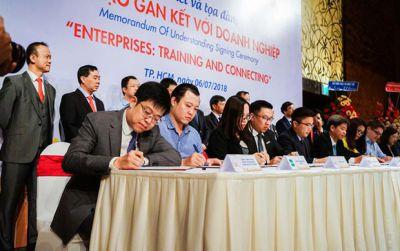 UEF tiếp tục mở rộng mạng lưới doanh nghiệp đối tác