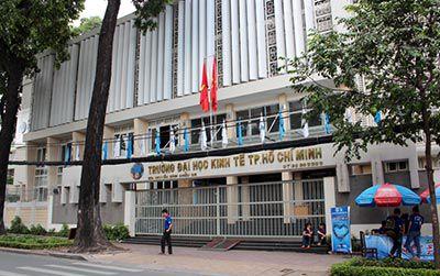 Trường Đại học Kinh tế TP.HCM (UEH)