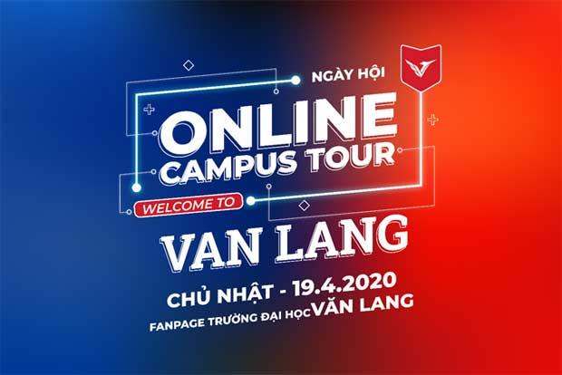 Đại học Văn Lang tổ chức ngày hội Tư vấn tuyển sinh online 2020 - ảnh 1