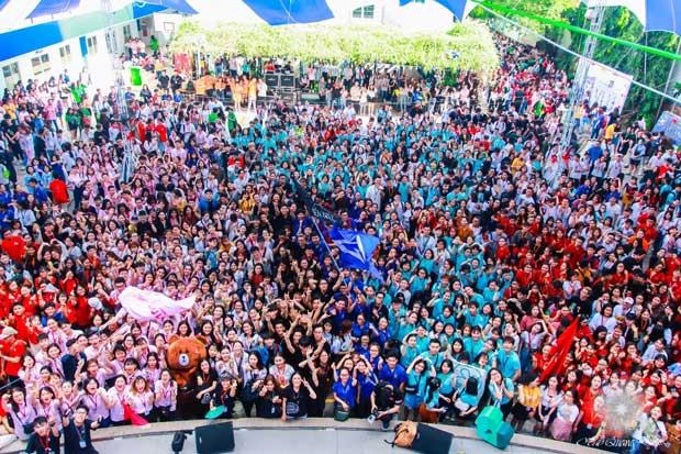 Đại học Văn Lang tổ chức ngày hội Tư vấn tuyển sinh online 2020 - ảnh 3