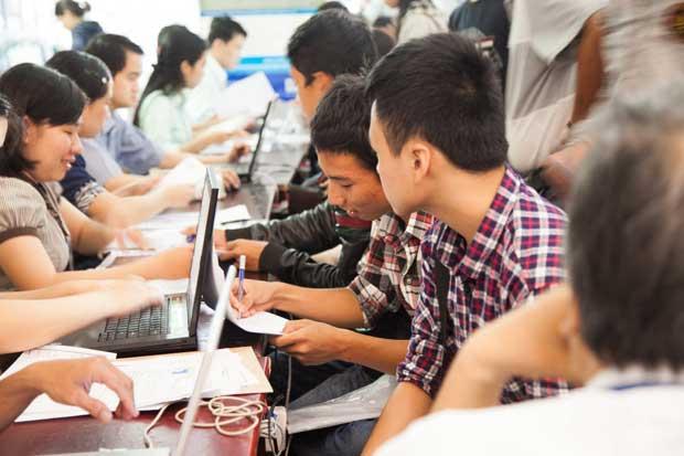 Đông đảo thí sinh xét tuyển học bạ vào ĐH Duy Tân năm 2020 - ảnh 3