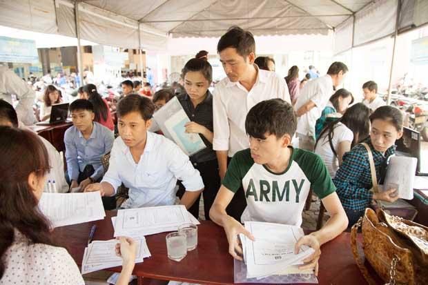 Trúng tuyển ĐH Duy Tân bằng học bạ với những thí sinh thi THPT đợt 2 - ảnh 1