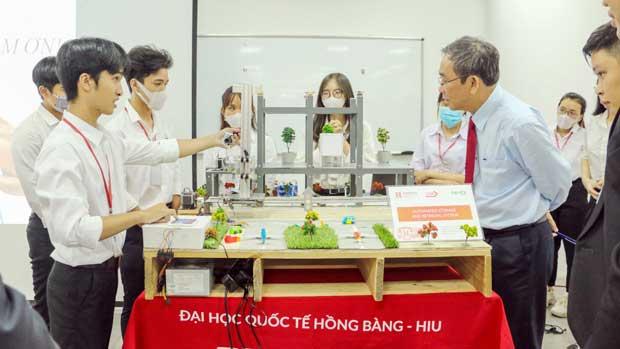 Các chuyên gia đầu ngành tại Đại học HIU nghiên cứu khoa học cho tỉnh Long An - ảnh 2