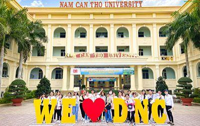 Trường Đại học Nam Cần Thơ - Môi trường học tập hiện đại