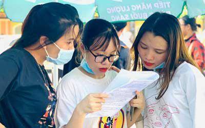 Một loạt trường ĐH phía Bắc công bố điểm sàn xét tuyển đại học