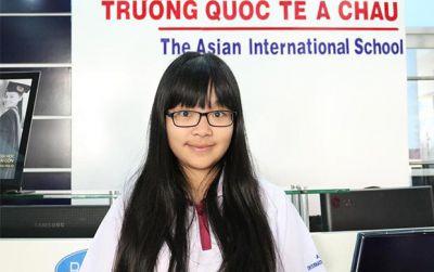 HS Quốc tế Á Châu được 8 trường ĐH Mỹ cấp học bổng
