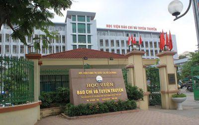 Học viện Báo chí và Tuyên truyền tuyển 1.550 chỉ tiêu