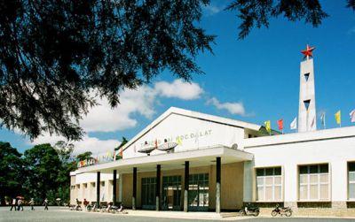 Trường ÐH Ðà Lạt