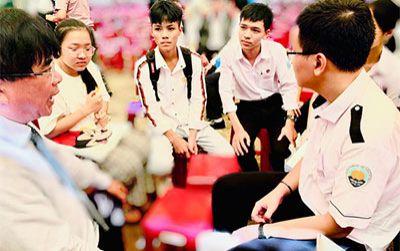 ĐH Sư phạm kỹ thuật TP.HCM cấp học bổng cho nữ trúng tuyển ngành kỹ thuật