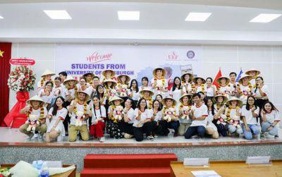 Học kỳ quốc tế 11 năm tuổi của sinh viên Hoa Kỳ tại UEF