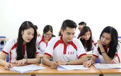 UEF chính thức nhận hồ sơ xét tuyển học bạ THPT đợt I