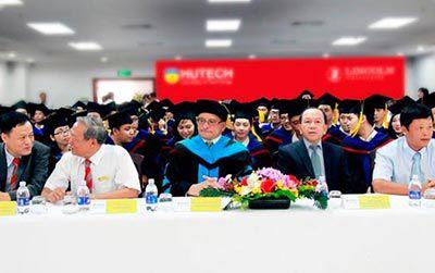 Đại học Lincoln trao bằng Tiến sĩ danh dự, Thạc sĩ và Cử nhân