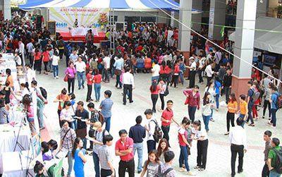 Hơn 6.500 việc làm hấp dẫn dành cho sinh viên