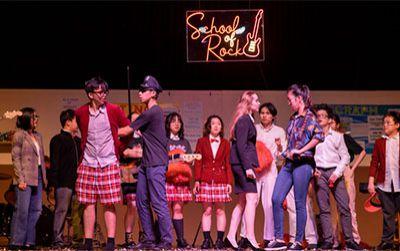 Nhạc kịch Rock học đường tại BVIS - không đơn thuần là một vở diễn