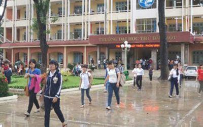 Trường ĐH Thủ Dầu Một thêm 5 tổ hợp xét tuyển