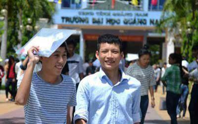 Khó tuyển sinh, Trường ĐH Quảng Nam muốn làm thành viên của ĐH Đà Nẵng