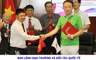 Trường CĐ Lê Quý Đôn Việt Nhật thông báo tuyển sinh 2017