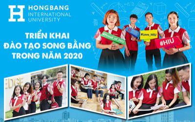HIU triển khai đào tạo song bằng trong năm 2020