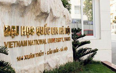 ĐH Quốc gia Hà Nội: Sẽ tổ chức kỳ thi đánh giá năng lực cho học sinh THPT