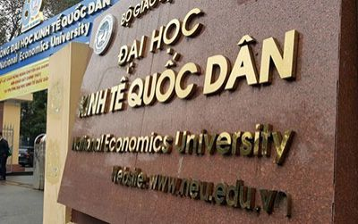 Trường ĐH Kinh tế Quốc dân: Xét tuyển kết hợp 50% tổng chỉ tiêu