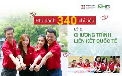 HIU dành 340 chỉ tiêu cho chương trình liên kết quốc tế