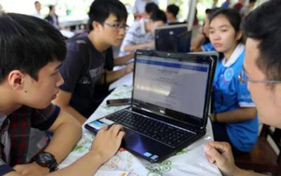 ĐH Cần Thơ đang dẫn đầu số thí sinh đăng ký xét tuyển