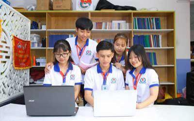 Trường Cao đẳng Quốc tế TP.HCM – ICH: Cơ hội trúng tuyển bằng xét học bạ THPT