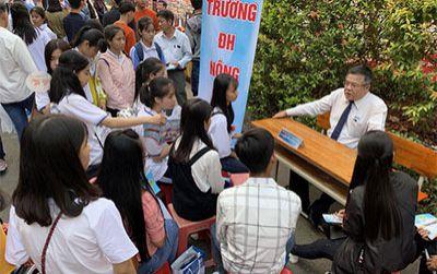 ĐH Nông lâm TP.HCM dành 40% chỉ tiêu xét tuyển học bạ