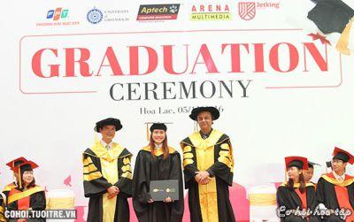 Đầu tư khôn ngoan nhận bằng đại học giá trị toàn cầu