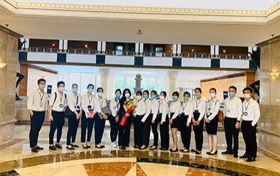 Học Du lịch - Khách sạn tại HUFLIT với những trải nghiệm thực tiễn