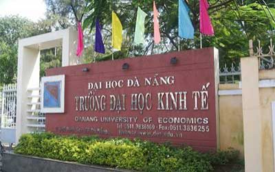Trường ĐH Kinh tế (ĐH Đà Nẵng): Tuyển sinh theo 5 phương thức