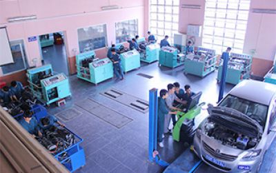Trường Cao đẳng Giao thông Vận tải TP.HCM