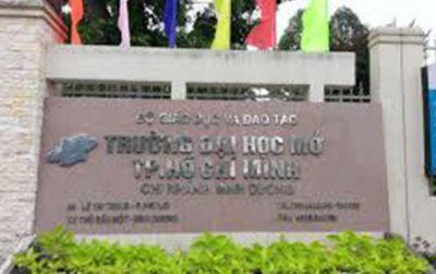 Đại học Mở Thành phố Hồ Chí Minh