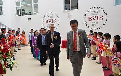 Trường Quốc tế Anh Việt BVIS TP.HCM