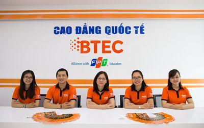 Cao đẳng Quốc tế BTEC FPT