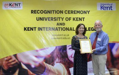 Cao đẳng quốc tế Kent