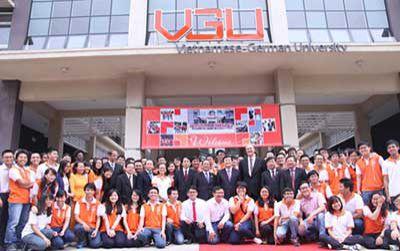 Trường Đại học Việt-Đức (VGU)