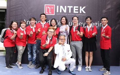 Công ty Cổ phần Đào tạo INTEK