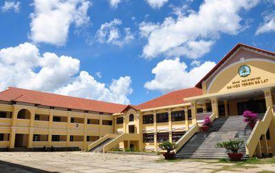 Trường Đại Học Yersin Đà Lạt