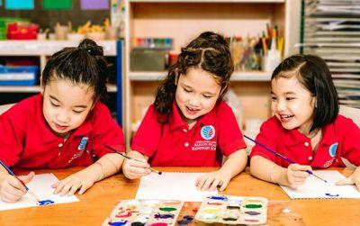 Trường Quốc Tế Saigon Pearl (ISSP)