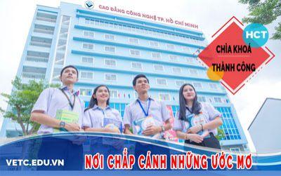 Trường Cao đẳng Công nghệ TP.HCM